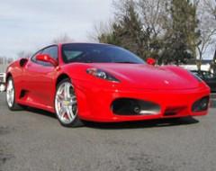 Ferrari F430 Selberfahren