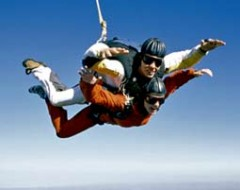 Fallschirm Tandem Oesterreich