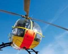 Hubschrauber Selberfliegen
