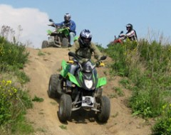Quad Tour Eifel