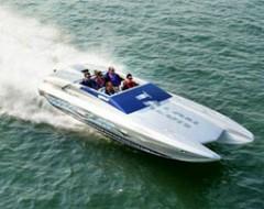 Speedboot fahren 30 Minuten