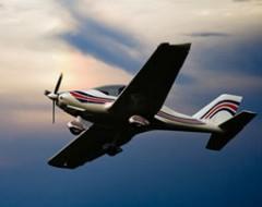 Rundflug im Flugzeug 60 min
