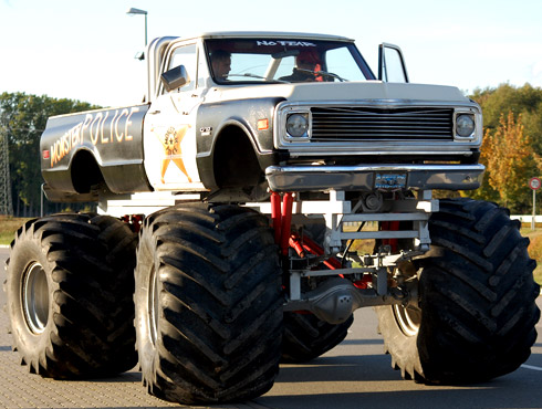 monster truck kaufen