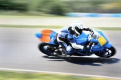 Rennmotorrad mitfahren