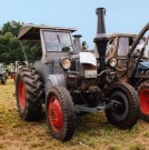 Oldtimer Traktor fahren