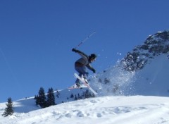 Skispringen
