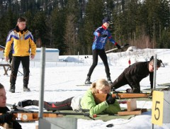 Winter Biathlon Kurs