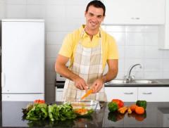 Kochkurs für Männer