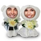 Plüschtiere - Hochzeitspaar
