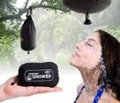 Dusche zum Mitnehmen