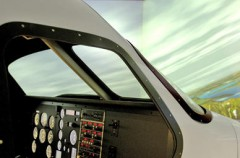Flugsimulator Piper PA34 Seneca