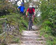 Mountainbikekurs für Fortgeschrittene