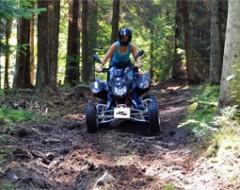 Quad Offroad Tour Bayrischer Wald