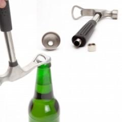 Feierabendhammer mit Flaschenöffner