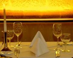 Candle-Light-Dinner für Zwei