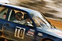 Rallyauto selbst fahren