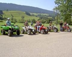 Quad Tour im Allgaeu