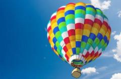 Ballon fahren für Zwei