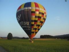 Ballonfahren in Himmelkron, Raum Kulmbach