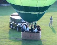 Ballonfahren