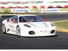 10 Runden Ferrari F430 selber fahren auf dem Eurospeedway