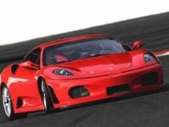 4 Runden Ferrari F430 selber fahren auf dem Eurospeedway Lausitz