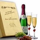 Sekt Geschenkset *Hochzeit*