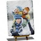 Foto-Schiefertafel 15x20 gestalten  bedrucken