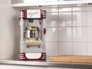 Popcornmaschine-Kinolook
