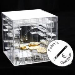 Geldlabyrinth - Spardose
