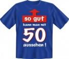 T-Shirt Aussehen mit 50