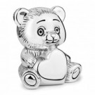 Spardose kleiner Bär mit Herz