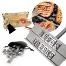 originelles Grillbrandeisen zum Personalisieren