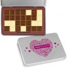 Liebestelegramm - Schokolade