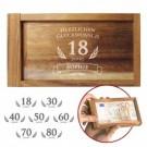 Magische Geldgeschenkbox zum Geburtstag