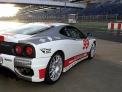 8 Runden Ferrari F360 selber fahren auf dem Eurospeedway Lausitz
