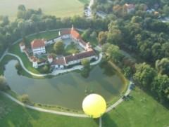 Romantische Ballonfahrt für Zwei Ulm