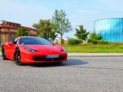 7 Tage Ferrari 458 Italia mieten Frankfurt