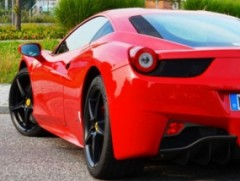 1 Tag Ferrari 458 Italia mieten Hamburg