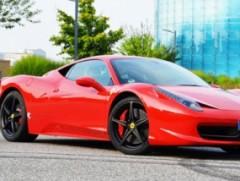 60 Minuten Ferrari 458 Italia selber fahren Magdeburg