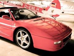 Ferrari fahren