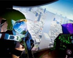 F16 Fighting Falcon Flugsimulator Frankfurt