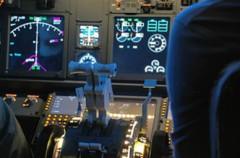 Flugsimulator Boeing