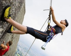 Kletterkurs bei Goslar (2 Tage)