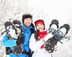 2-taegige Schneeschuh-Tour