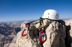 Klettersteig gehen
