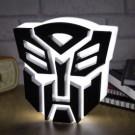Transformers USB Lampe -