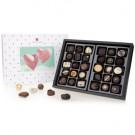Choco-Postkarte- Liebe