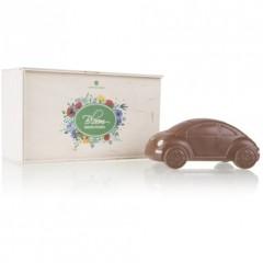 VW Beetle - Schokoladenauto