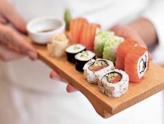 Sushi-Kochkurs für Zwei
